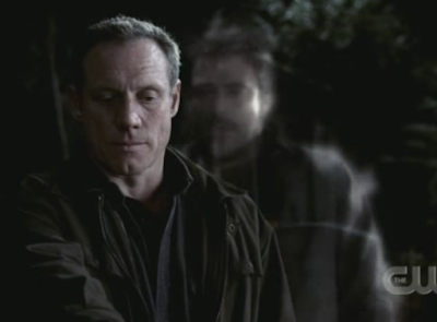 2x22 - All Hell Breaks Loose: Part Two azazel yellow eyed demon john ghost