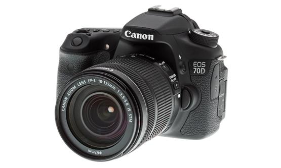 Gambar Harga Kamera Canon 70D dan Spesifikasi Lengkap Terbaru