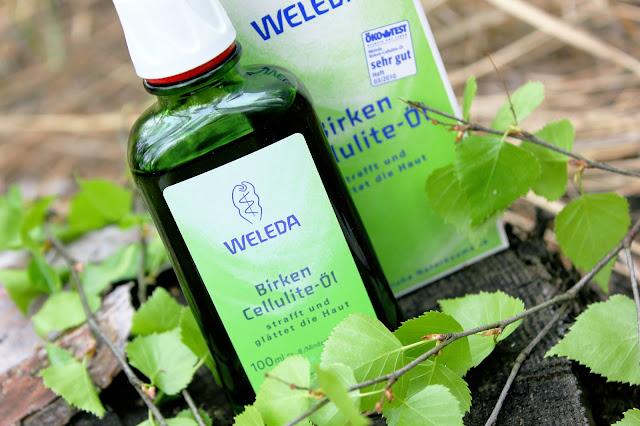 Отзыв: Березовое масло от целлюлита Weleda Birken Cellulite- Oil.