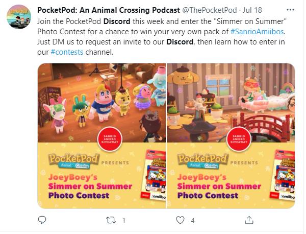 animal crossing discord