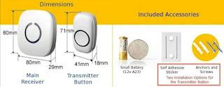 Online Buy SadoTech Model C Doorbell