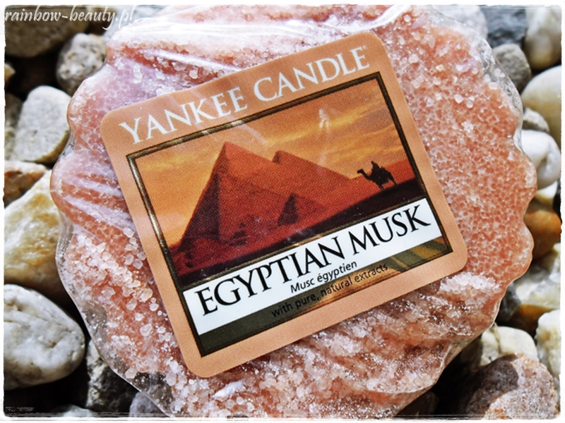 Egyptian Musk - Yankee Candle