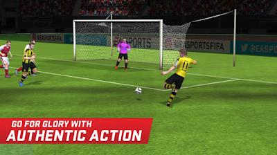 FIFA 2018 Mobile Soccer v.8.4.01 Mod Apk Terbaru (Unlimited Money)