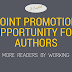 Joint Promotion Opportunity for Authors