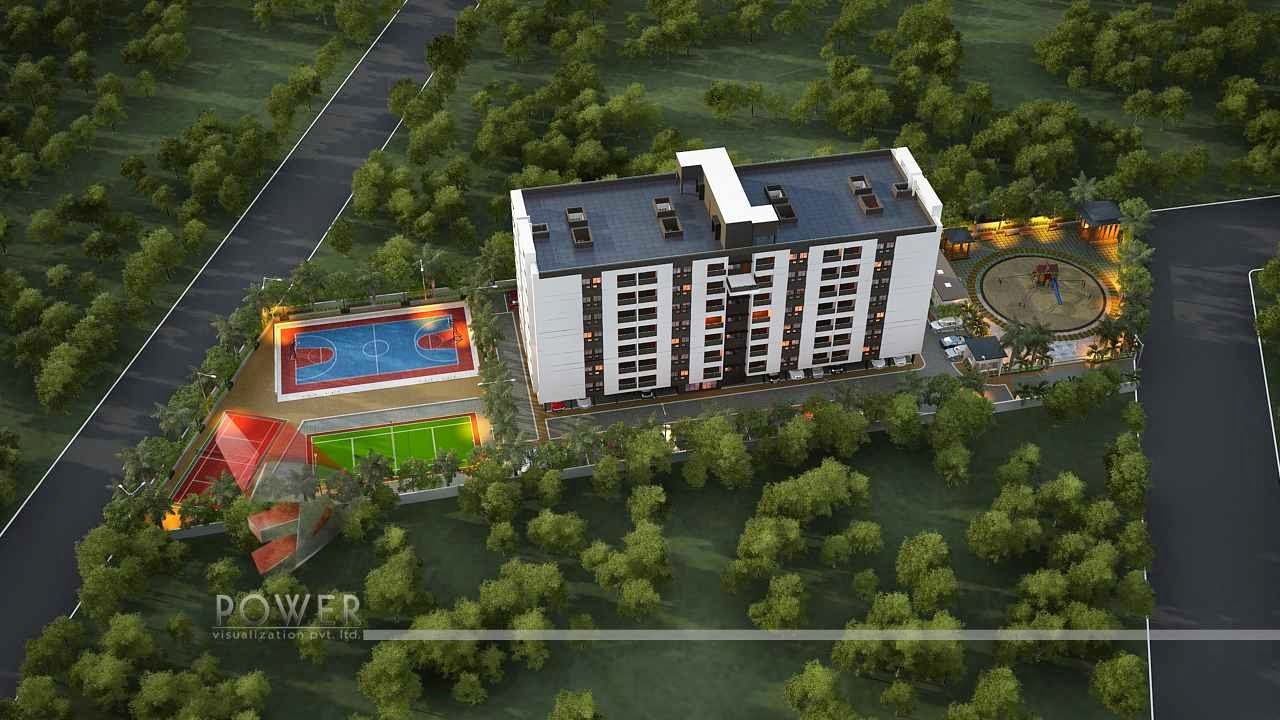 3d Elevation Designs In Pune | Joy Studio Design Gallery - Best Design