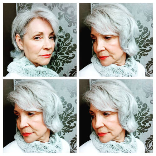 latest hairstyle for women over 50