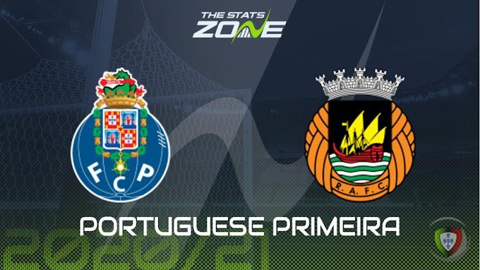 مشاهدة مباراة بورتو و ريو آفي بث مباشر
