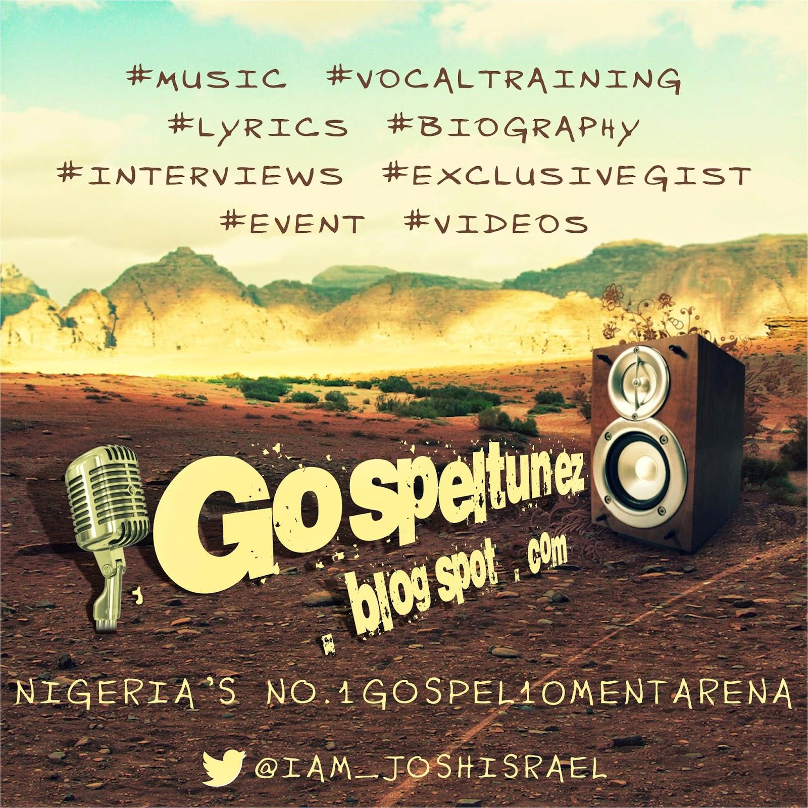 YOU ARE IGWE BY DAVID OMODUNMIJU | Nigeria #No1 Gospeltunez