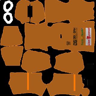 Kit DLS Persiraja Shopee Liga 1 2020