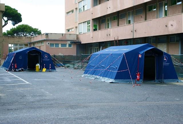 REGGIO CALABRIA. Al Gom dimessi complessivamente 61 pazienti guariti