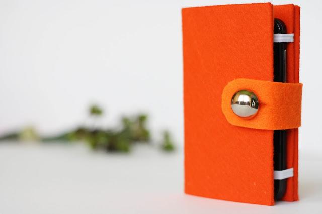 DIY: Smartphone-Tasche zum Selbermachen