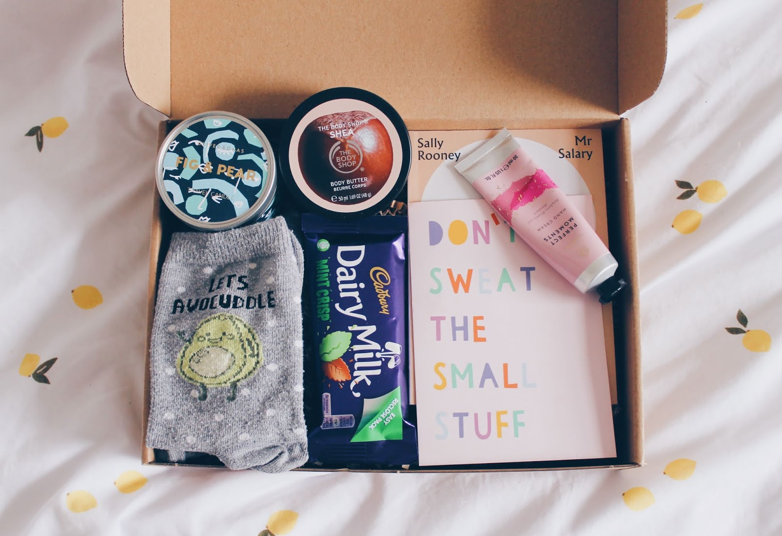 care package ideas pinterest