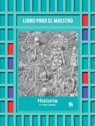 Historia Primer grado Libro para el maestro 2018-2019
