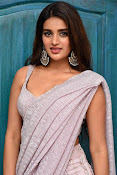 Nidhi Agarwal at Ismart Successmeet-thumbnail-8