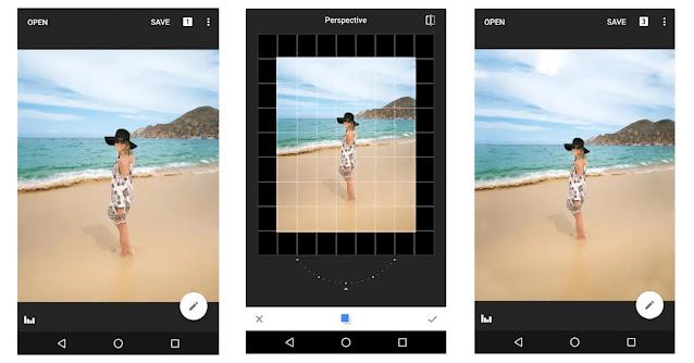 Aplikasi Edit Foto Instagram - Snapseed