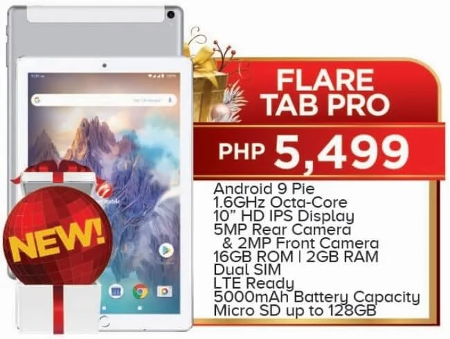 Cherry Mobile Flare Tab Pro Specs, Price, Availability