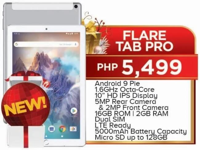 Cherry Mobile Flare Tab Pro V1