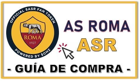Cómo y Dónde Comprar Criptomoneda del AS ROMA Tutorial Actualizado