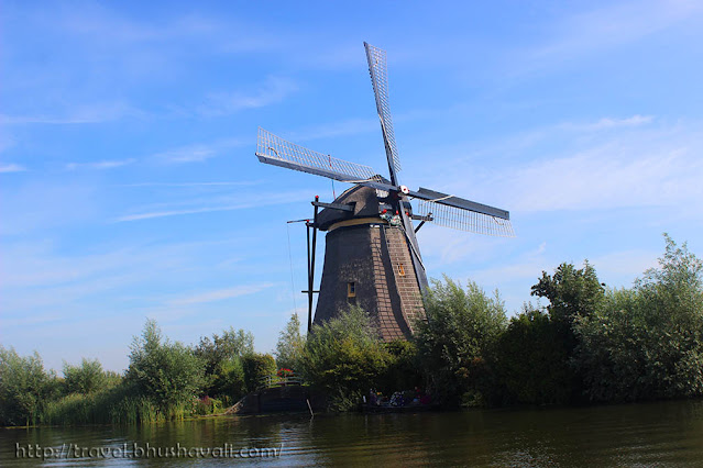 Kinderdijk Windmills Tour