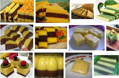 Cara Membuat Kue Lapis Jagung Empuk dan Enak