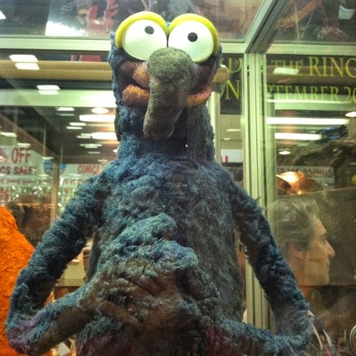 241 Best Muppet Greatness Images On Pinterest: MuppetsHenson: Pepe And Gonzo Displayed At The San Diego