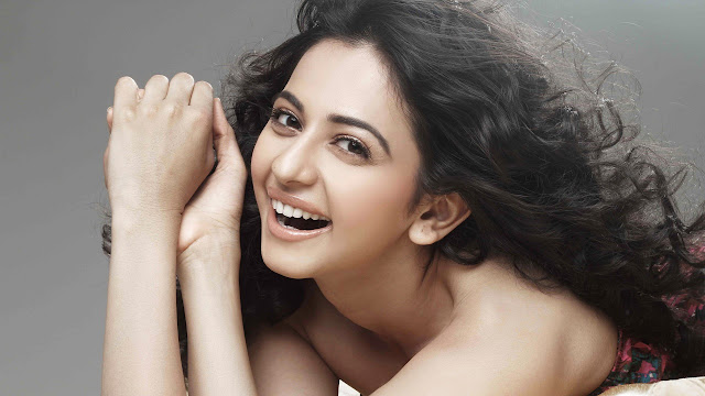 Rakul Preet Singh HD Desktop Wallpaper