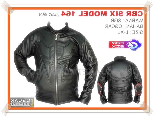 model jaket kulit touring motor