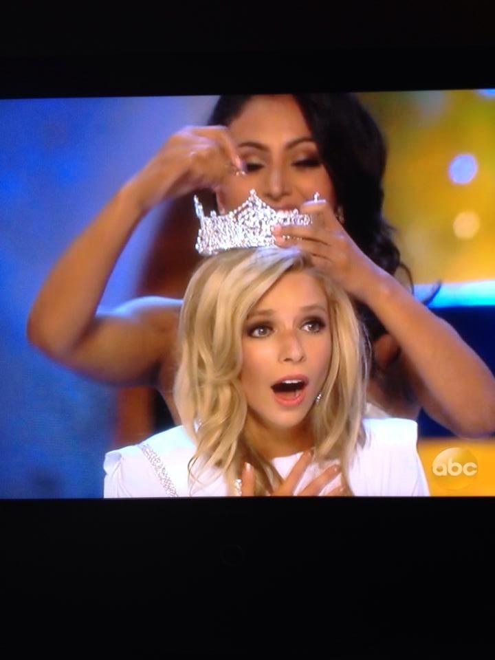 Meet Miss America, Kira Kazantsev! - NY Daily News