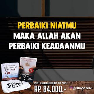 Kata bijak islam terbaru tentang niat