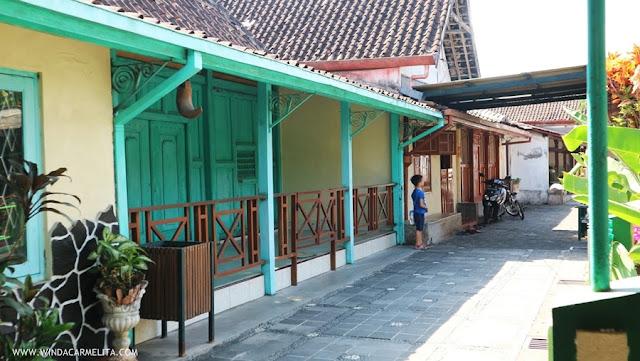kampung alun alun kotagede