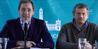 Garro anunció el adelanto de la última cuota del incremento salarial para los trabajadores municipales