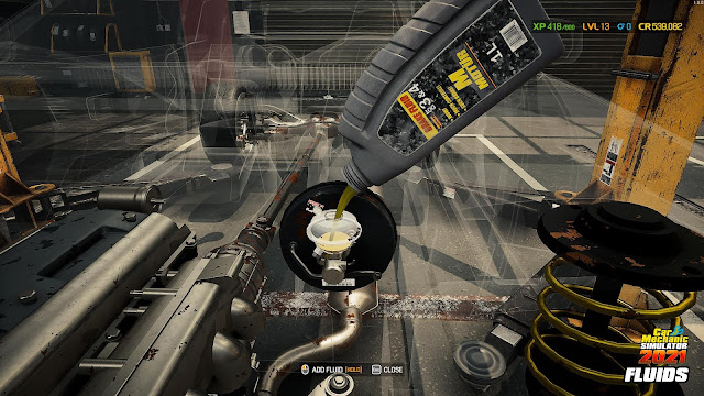 Car Mechanic Simulator 2021 PC Descargar