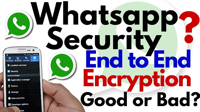 How To Secure Whatsapp Chat With End To End Encryption
