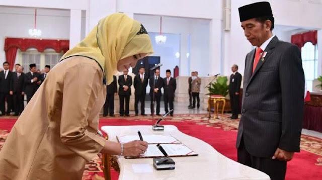 Ubah Hasil Pemilu 2019, Komisioner KPU Evi Novida Ginting Dipecat