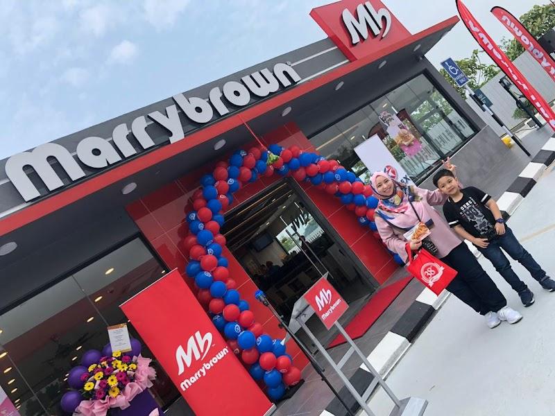 Marrybrown Caltex Sungai Choh Rawang kini dibuka!