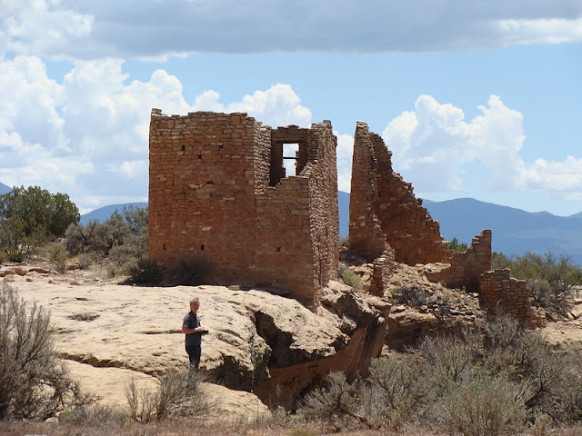 Hovenweep Indian ruins