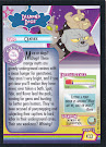 My Little Pony Diamond Dogs Series 2 Trading Card