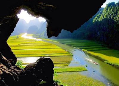 Tam Cốc _ Ninh Bình _ Việt Nam