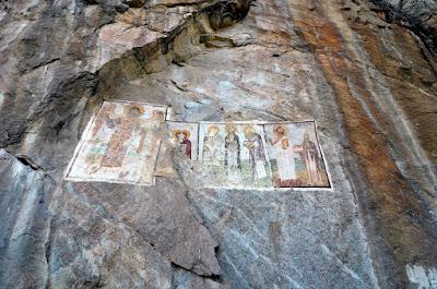 Τοιχογραφίες χριστιανών προσκυνητών έφερε στο φως η αρχαιολογική σκαπάνη στην Τουρκία