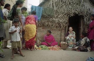 Social Work in Chennai, India
