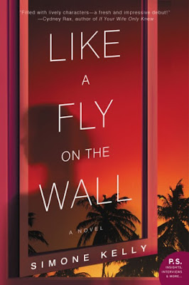 Like A Fly On The Wall by Simone Kelly, a #TLCBookTours stop