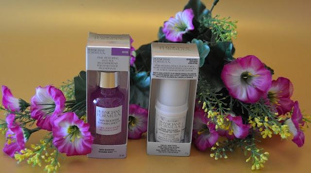 Los productos de cuidado facial de PHYSICIANS FORMULA