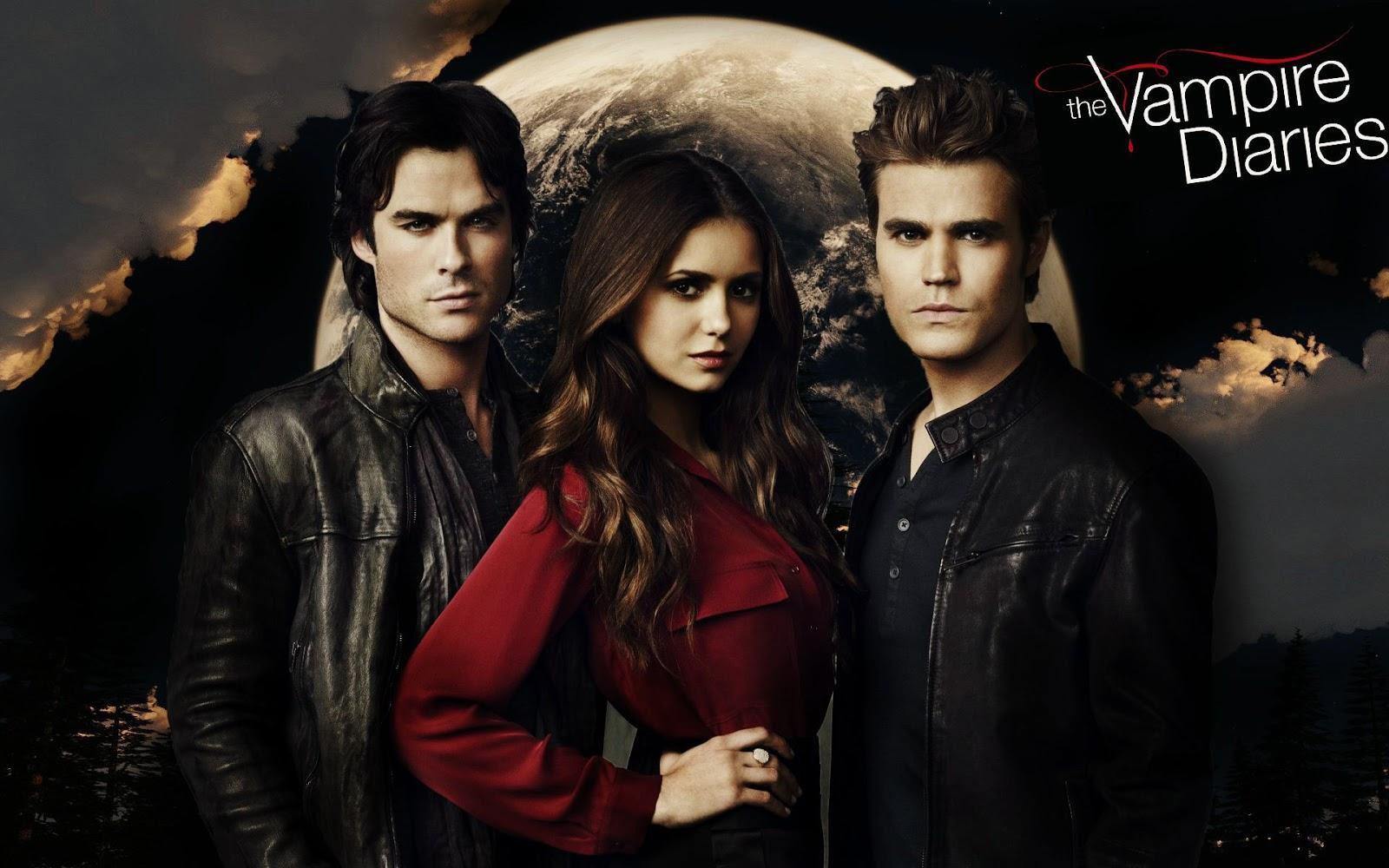 Resultado de imagem para The Vampire Diaries