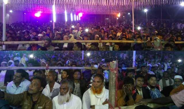 Banshkhari's Chhnua UP's MP Mostafizur Rahman's mass appeal