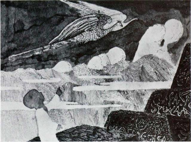 Чюрлёнис Микалоюс Константинас - Композиция. 1909