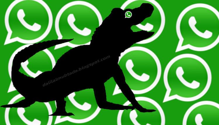 تحميل واتساب التمساح اخر اصدار ضد الحظر 2020 KQWahtsApp