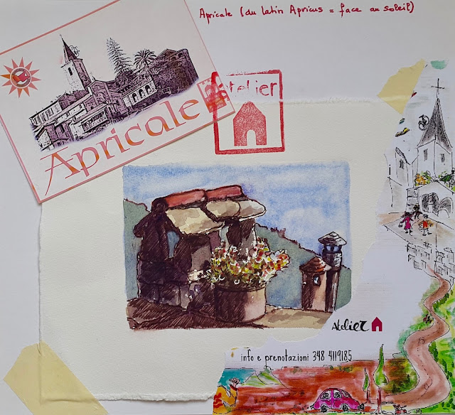 Atelier A Apricale