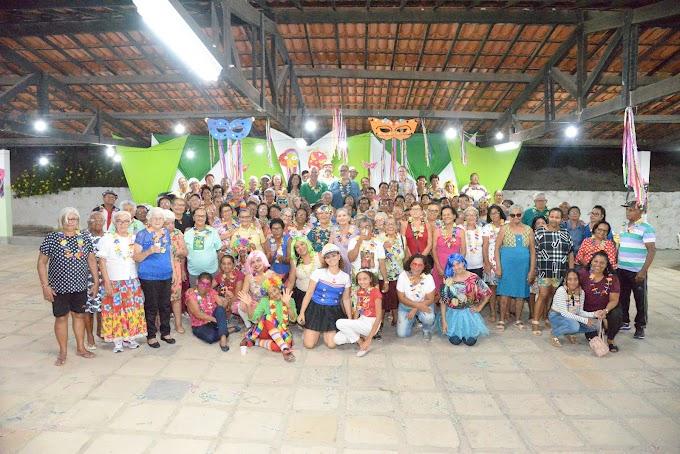 Jacobina: Em clima de Carnaval Centro de Convivência dos Idosos inicia as atividades em 2020