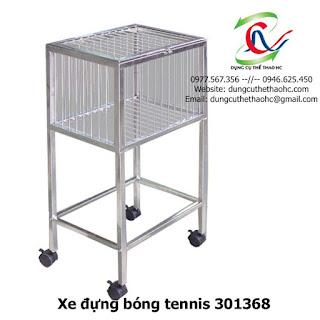 Xe đựng bóng tennis 301368