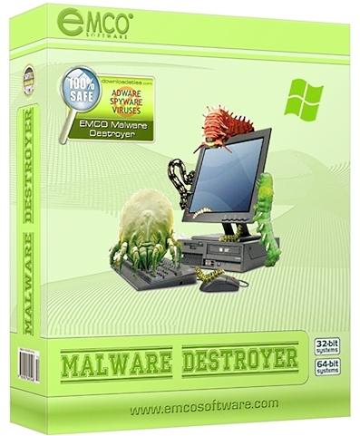 تحميل برنامج Download EMCO Malware Destroyer